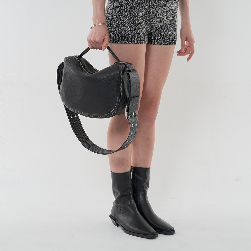 Big Bukle Bag (Black) -10%할인